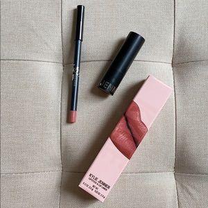"New Kylie Cosmetics Lipstick Kit in ""Kylie"" Matte"
